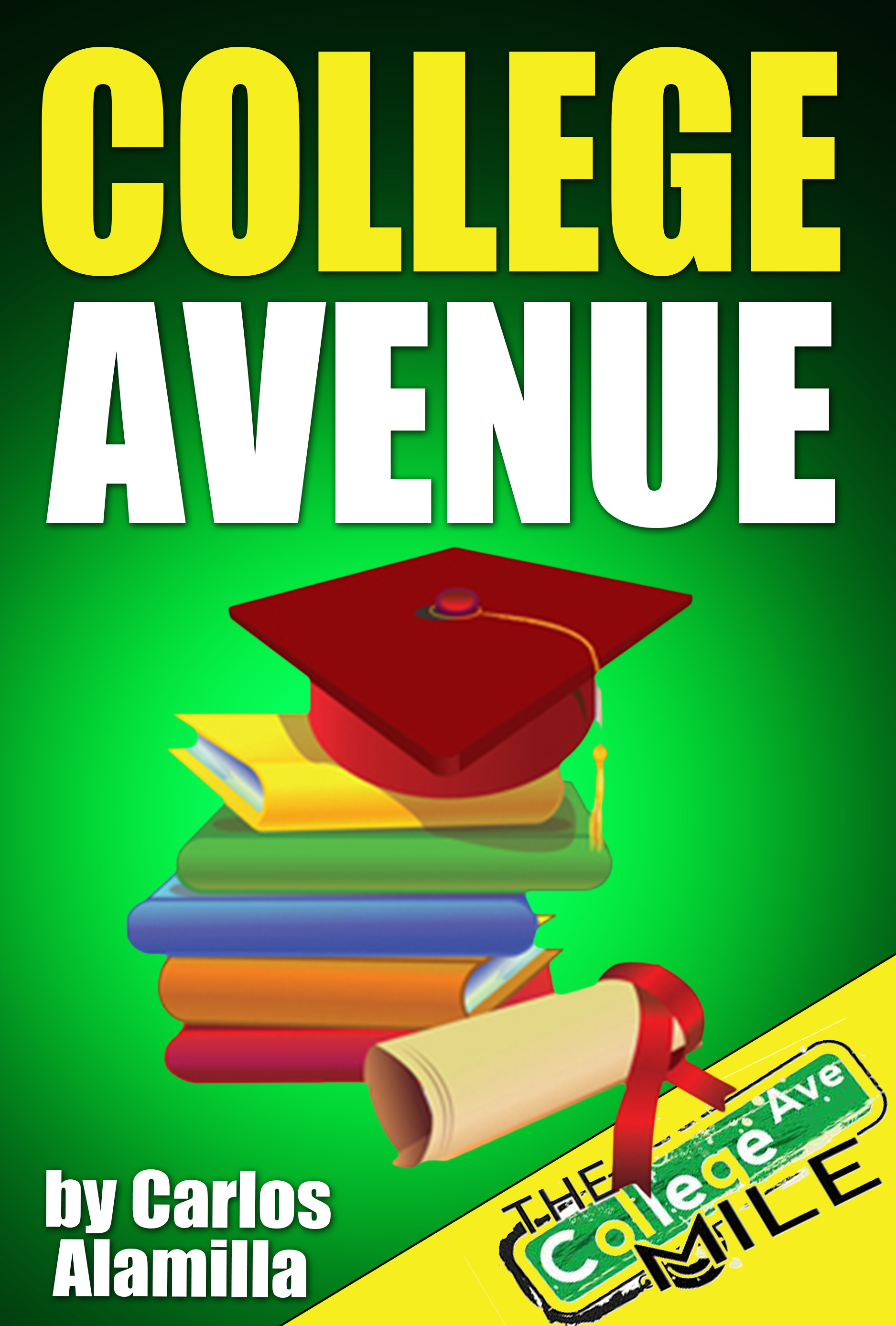 BOOK COLLEGE AVENUE